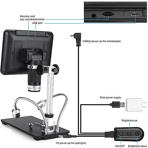 میکروسکوپ دیجیتالی